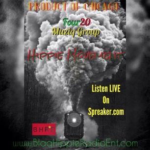 Listen to Podcast on BlaqHippieRadioEnt.com